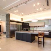 厨房现代化的装饰案例
