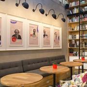书店墙面装饰画