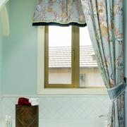 别墅美式飘窗展示