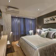 卧室置物架展示