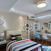 房屋卧室装修效果图