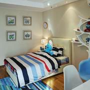 房屋卧室背景墙设计