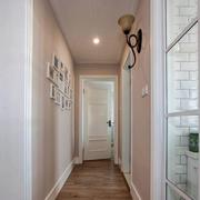 家居现代走廊装饰画展示