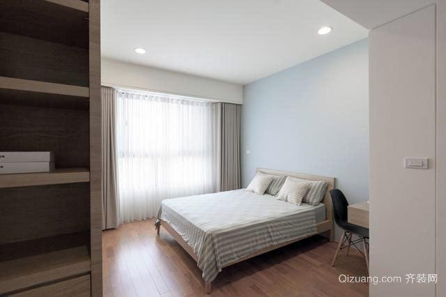 120平现代简约风格家居装修效果图