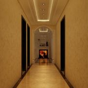简欧式设计走廊