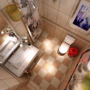 家居卫生间设计