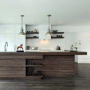 开放式厨房装饰图