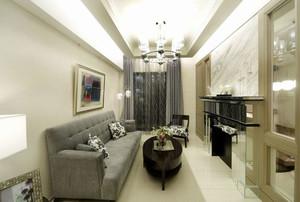 别墅明亮客厅