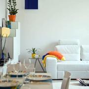 白色公寓设计