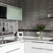朴素的家居厨房