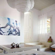 别墅客厅装饰画