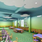 幼儿园教室吊顶