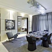 现代简约公寓设计