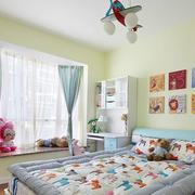 儿童房卧室飘窗