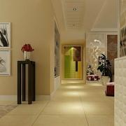 窄窄的走廊吊顶图片