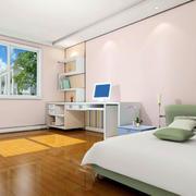 大户型暖色卧室