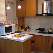 小型厨房吧台设计