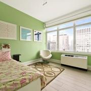 甜美清新的卧室装饰