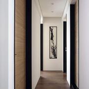房屋简约走廊装饰画图