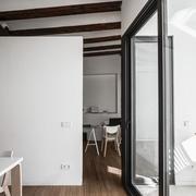别墅玻璃隔断设计