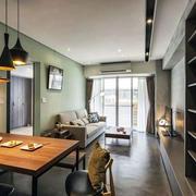 公寓餐厅灯饰设计