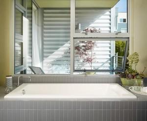 放松身体休息的三室两厅两卫家庭室内装修效果图