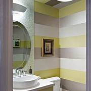 卫生间墙壁设计
