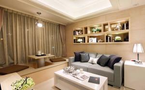 造价5万的70平米小型简约温馨房屋装修效果图