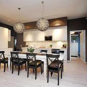 公寓别致餐厅设计