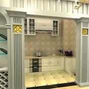 厨房酒柜设计