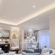 别墅小客厅