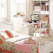 可爱卧室效果图
