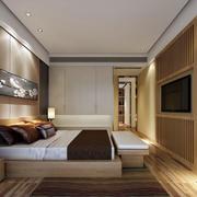 卧室榻榻米布置