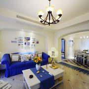 三室一厅客厅装饰