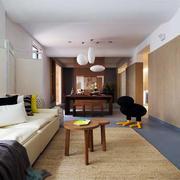 简约公寓吊顶设计