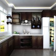 时尚厨房图片展示