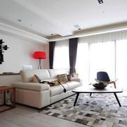 公寓小客厅展示
