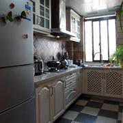 房屋厨房橱柜