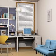 小户型书房设计