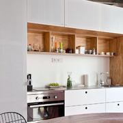 公寓小厨房