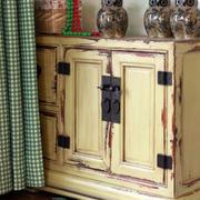 房屋木质收纳柜