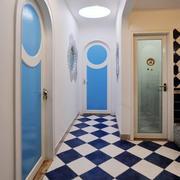 地中海房屋地板设计