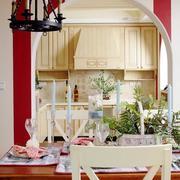 大型别墅厨房装修设计