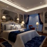 大气的卧室装饰图欣赏