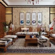 中式风格商品房装修