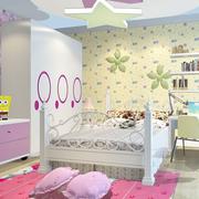 温馨的儿童房图