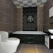 洗手间全景图