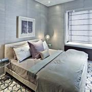 公寓温馨卧室展示