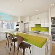 阁楼家居厨房设计
