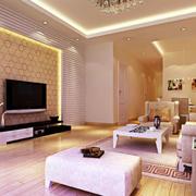 小户型客厅空间展示